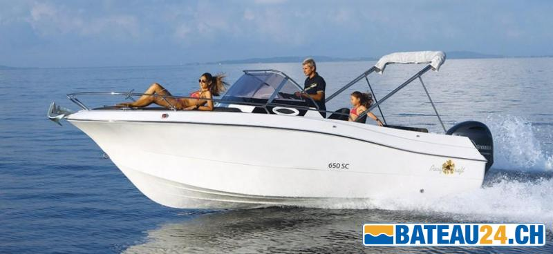 <b>Pacific Craft 650 SC</b>
