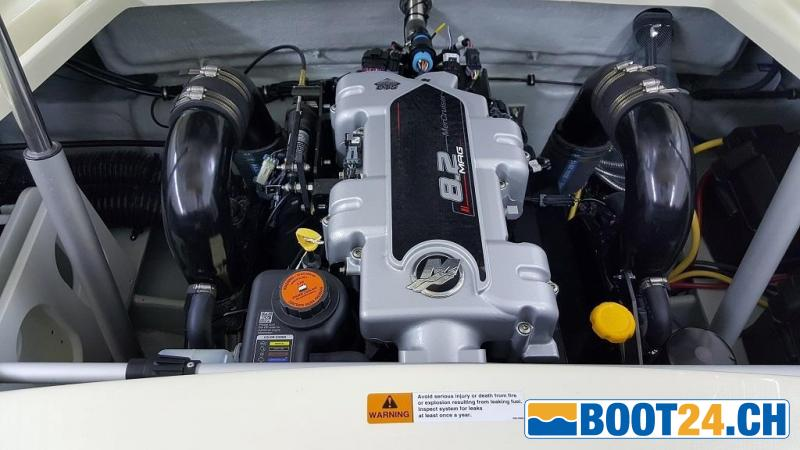 <b>Chris Craft Corsair 25 - W.A.R. Bootbau &amp; Boothandel AG</b>