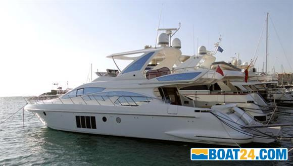 Azimut 64 Fly, EUR 1,350,000 | boat24.com/uk