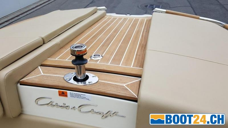 <b>Chris Craft Carina 21 - W.A.R. Bootbau &amp; Boothandel AG</b>