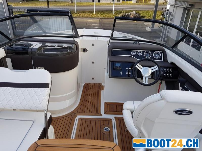 <b>Sea Ray 250 SLX Europe - W.A.R. Bootbau &amp; Boothandel AG</b>