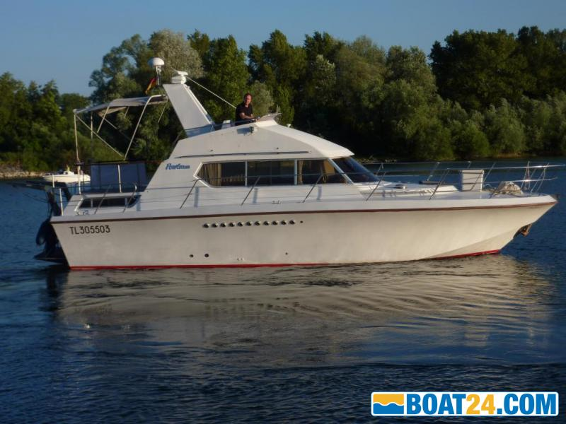 Powless POWLESS38 FLYBRIDGE