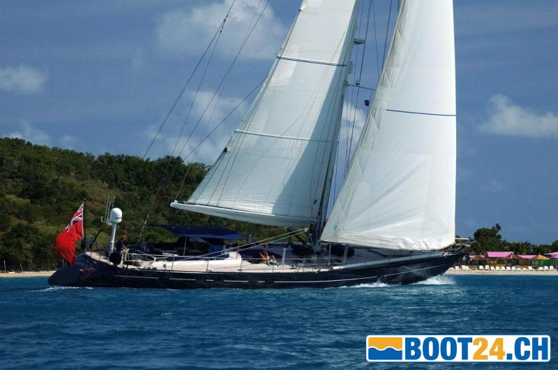 <b>90 Ft ALuminium sloop - Dark Star of London</b><br/>90 Ft ALuminium sloop - Dark Star of London