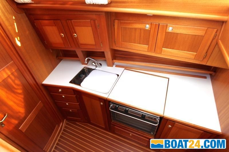 <b>Nordship 35 DS</b><br/>Pantry