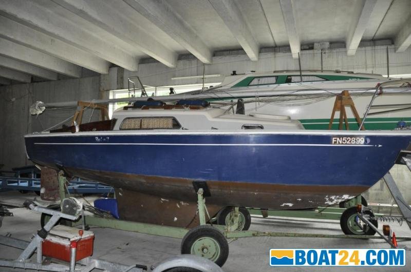 Diamant 2000 zeilboot