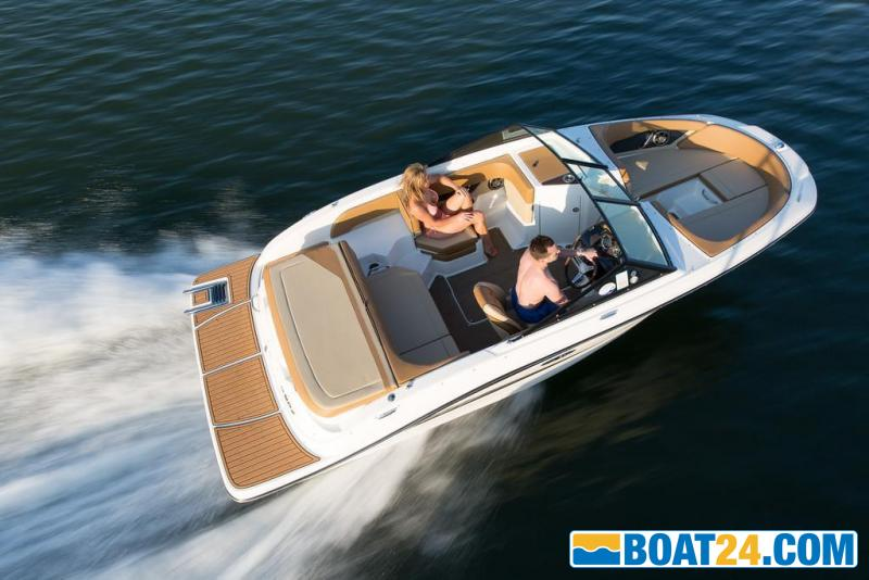 <b>Katalogbild</b><br/>Mercruiser, Wakeboard,Wasserski, keine Bayliner, Regal, Four Winns