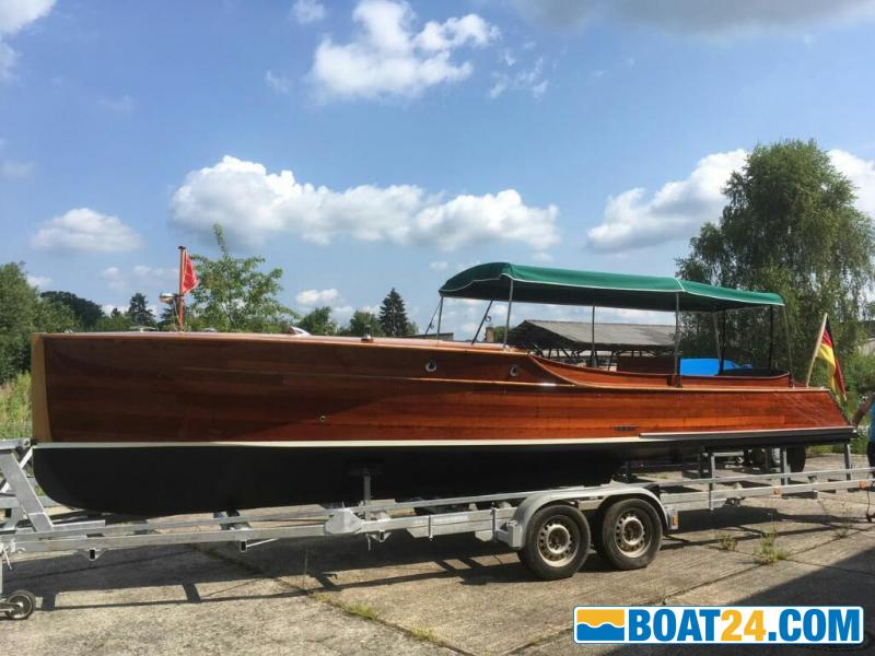"""Faul Backdeck-Runabout """"LIDO"""""""