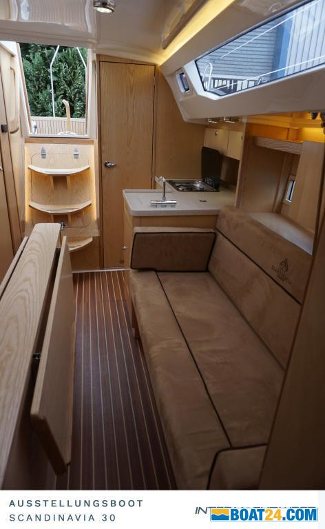 Scandinavia 30 by Inter Yacht West