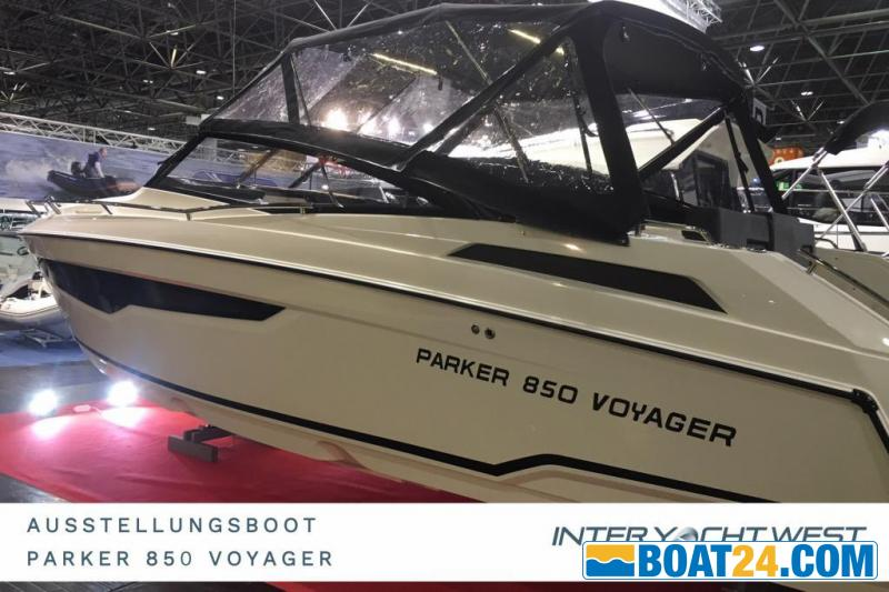 <b>Parker 850 Voyager by Inter Yacht West</b><br/>AKTIONSPAKET Parker 850 Voyager by Inter Yacht West
