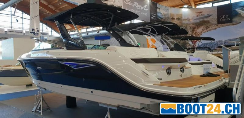 <b>Sea Ray SLX 280 US</b>