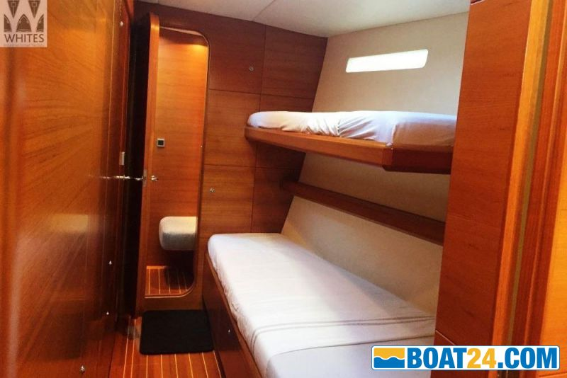 <b>IMX 70</b><br/>guest cabin