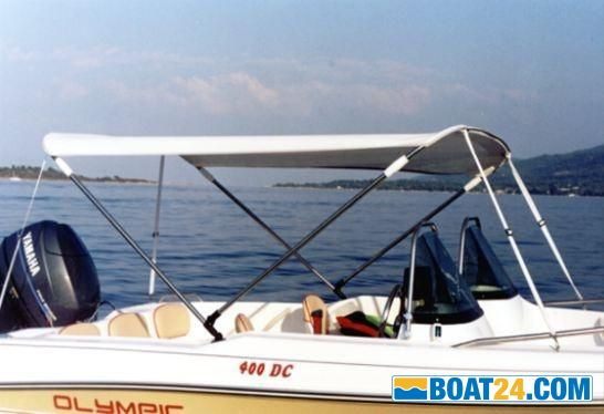 <b>Biminitop 400 Centerconsole</b><br/>Option