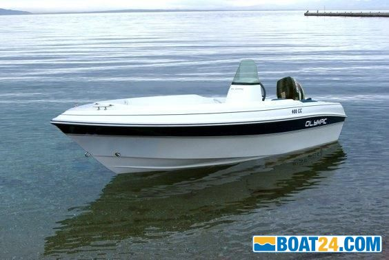 <b>400 Centerconsole</b><br/>bei Boote + Service Oberbayern