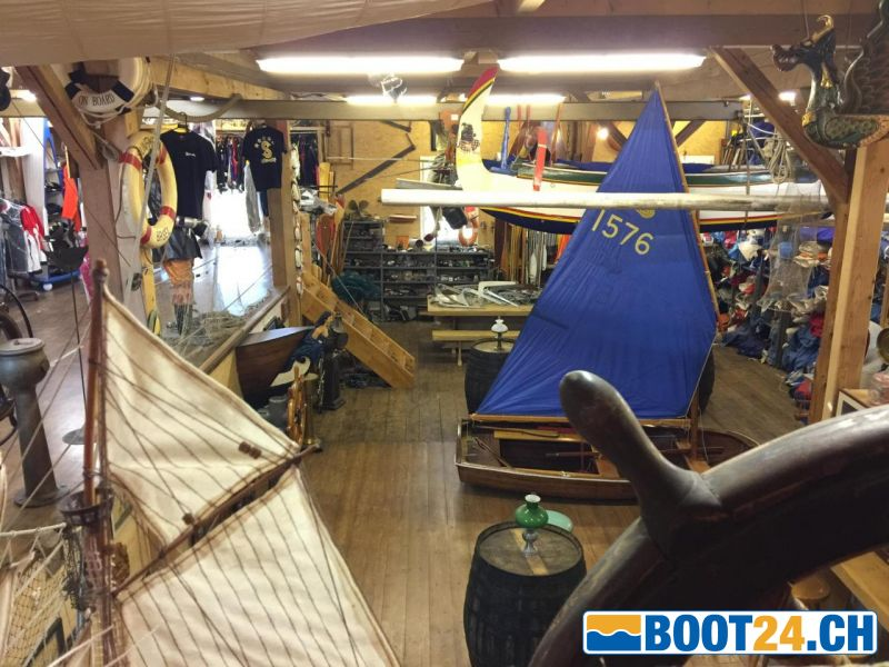 <b>Bootsbau Meier sailor-shop</b>