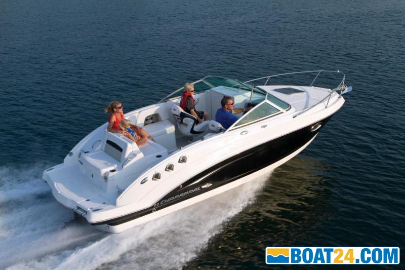 Chaparral 225 SSI