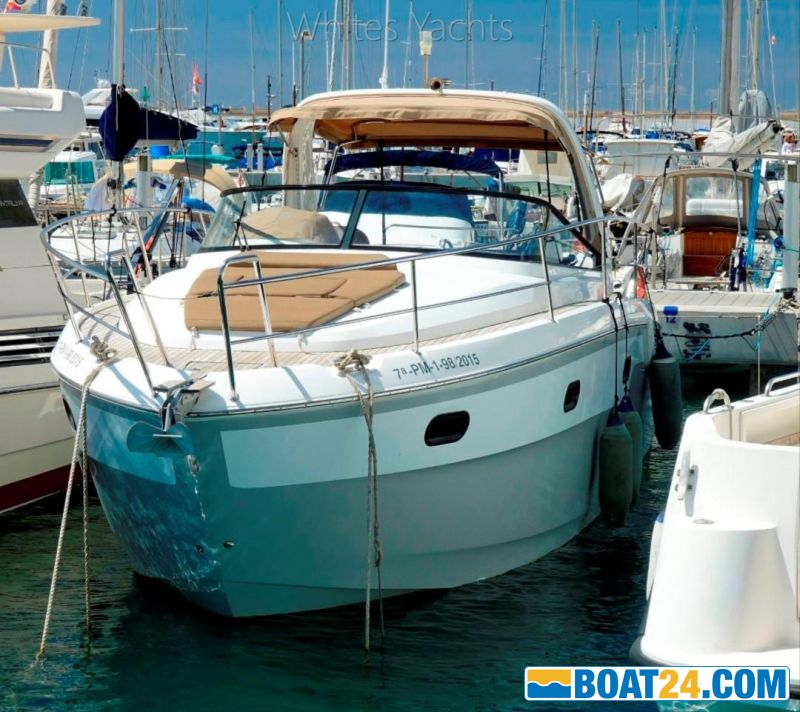 <b>Bavaria 32 Sport Limited Edition</b><br/>front view