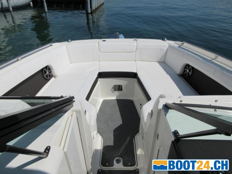 <b>Sea Ray SDX 270; 2019</b><br/>Bug