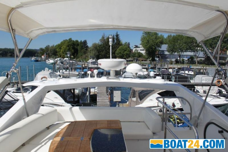 <b>Sunseeker 52 Manhattan</b><br/>Flybridge2