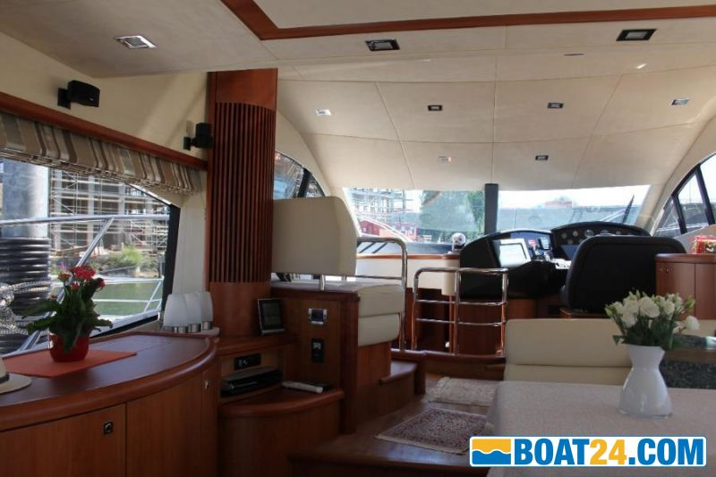 <b>Sunseeker 52 Manhattan</b><br/>Salon