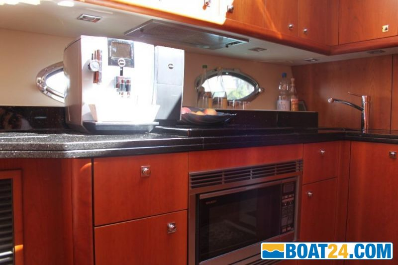 <b>Sunseeker 52 Manhattan</b><br/>Küche2