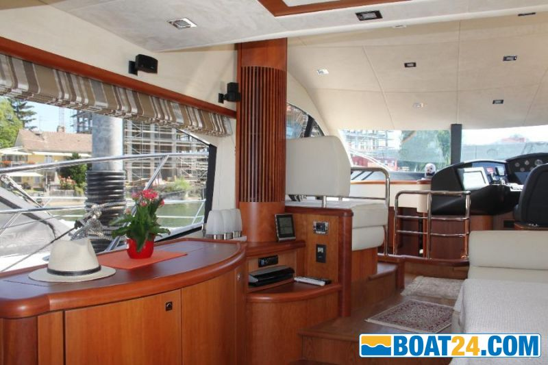 <b>Sunseeker 52 Manhattan</b><br/>Salon2
