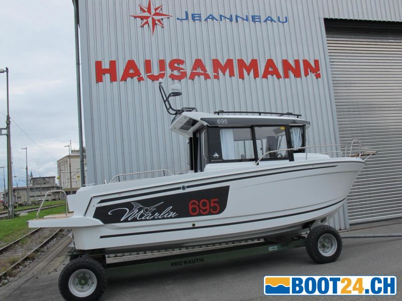 Jeanneau Merry Fisher 695 Marlin S2