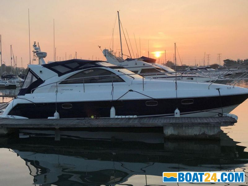 <b>At Sunset on her Berth</b><br/>