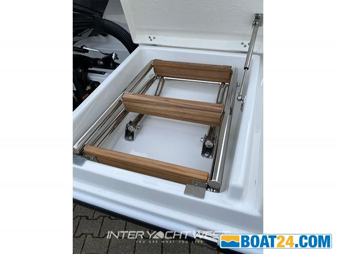 <b>Parker 760 Quest by Inter Yacht West</b><br/>Vorführboot Parker 760 Quest by Inter Yacht West