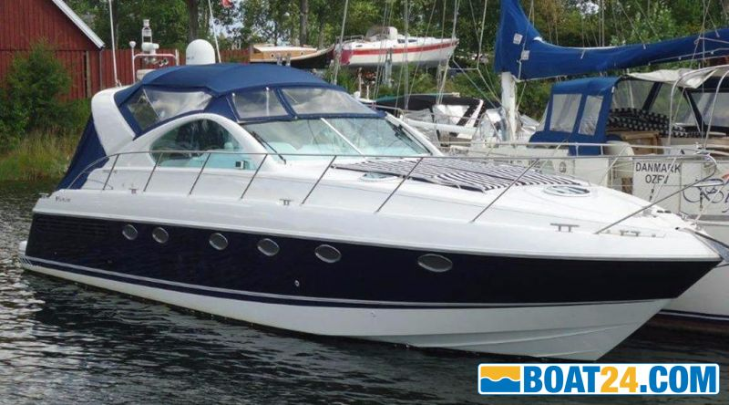 <b>Fairline Targa 48 2001/2002</b><br/>