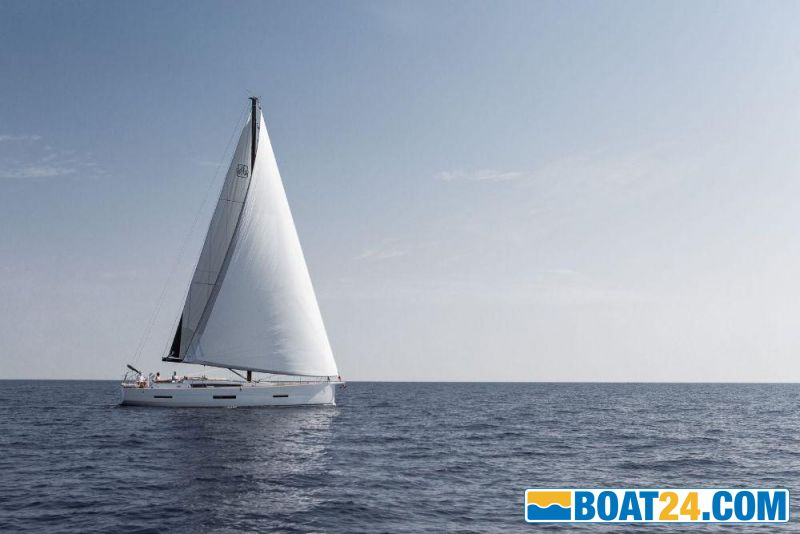 <i>catalog image</i><br/><b>Dufour 56 Exclusive</b><br/>sailing
