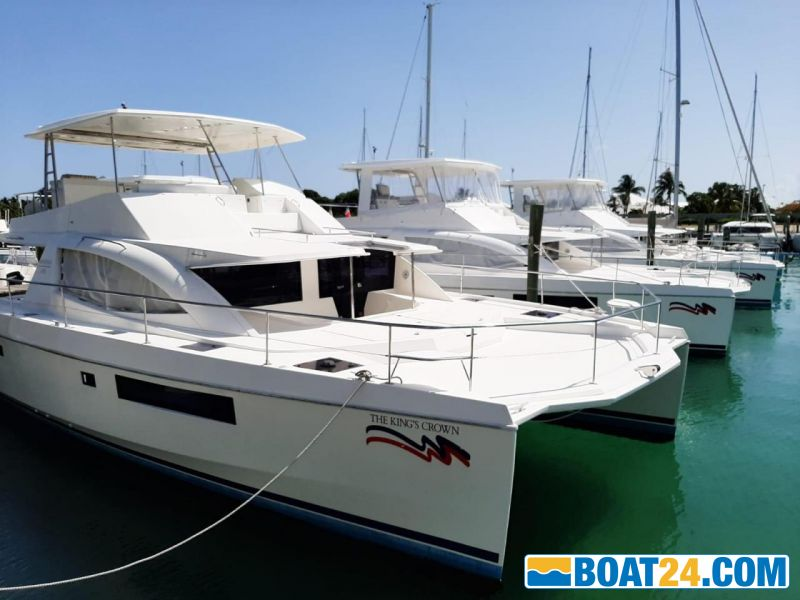 <b>Leopard 51 Powercat</b><br/>