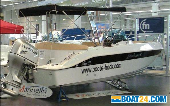 Marinello Eden 22 Open-Honda 225