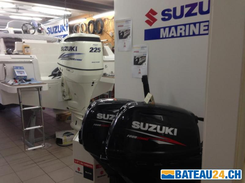 <b>Pacific Craft + Suzuki Blanc</b>