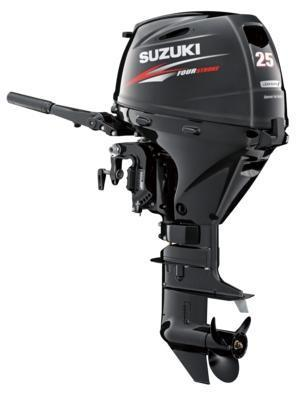 Suzuki DF 25 AS