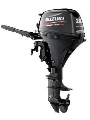 Suzuki DF 20 AS