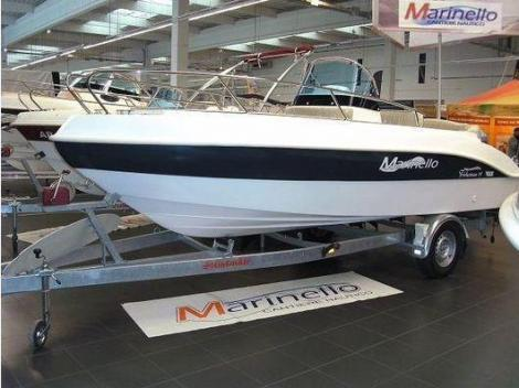 Marinello Fisherman 19 - Honda Bf100