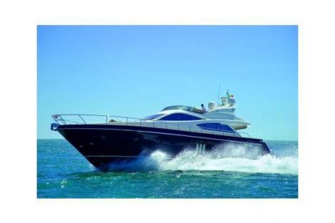 AB Yachts 70 Fly