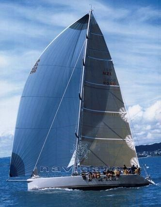 Bakewell White Yacht Pocket Maxi 67