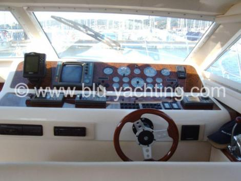 Sunquest 38 Flybridge