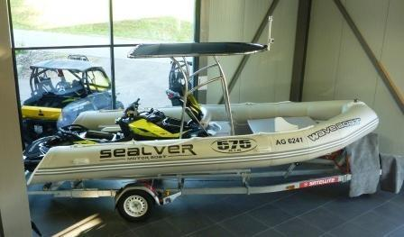 FFW Sealver WAVE-BOAT 575-S