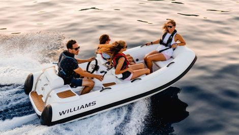 Williams 325 Turbojet Iconic neu 2020