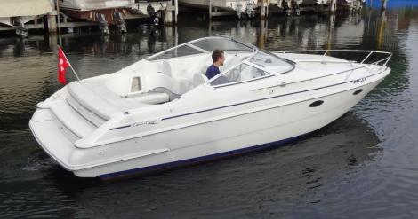 Chris Craft Concept 25 Cuddy, zahlbar in 100% WIR!