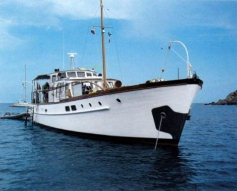 A. M. Dickie & Son Ormidale Silverboat