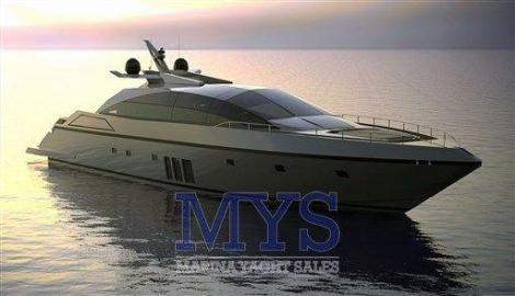 Fashion Yachts 88 Diamond