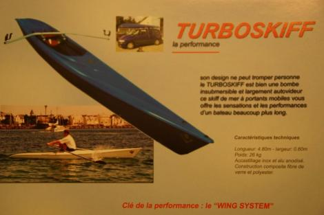 Virus Turboskiff
