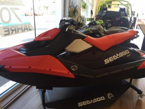 Sea-Doo Spark 3UP 900 HO iBR