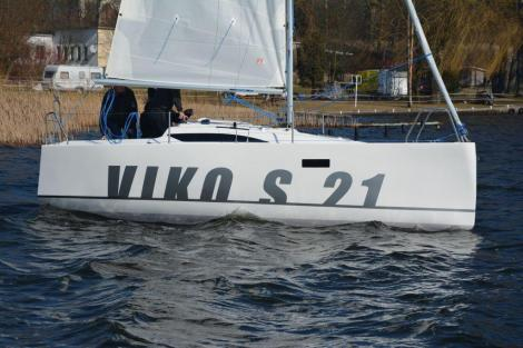 Viko Yachts Viko 21s Mit Video!!