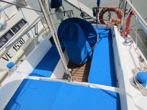 Westerly 33 Discus