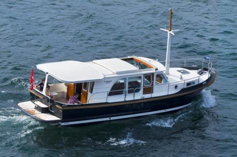 Linssen Classic Sturdy 36 Sedan Longtop