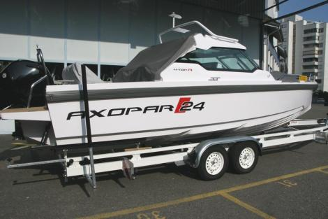 Axopar 24 Hard Top